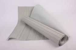 Бумага  рифленая в рулоне Полоски серые с золотом  50см*10м 131002 50/10 515142