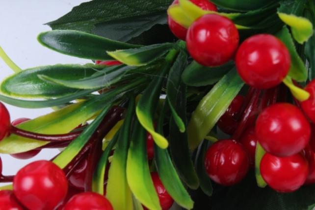 Искусственное растение -  Калина красная  Б10280