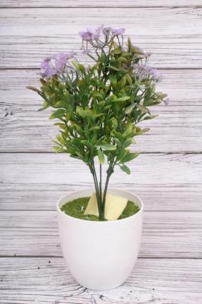 Искусственные растения - Гипсофила фиолетовая