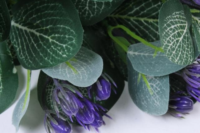 Искусственное растение -  Княженика сиреневая  Б9747