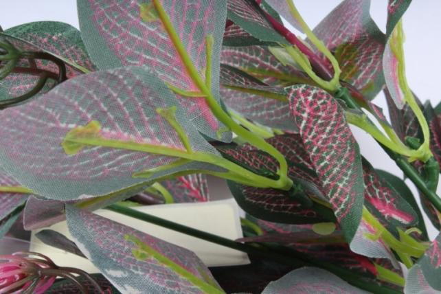 Искусственное растение -  Княженика малиновая  Б9747