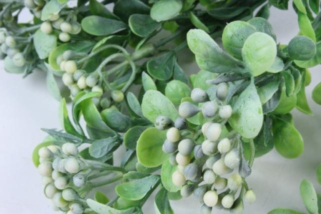 Искусственное растение -  Спирея шанхайская белая Б9895