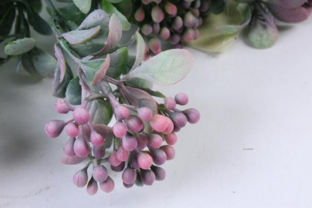 Искусственное растение -  Спирея шанхайская розовая Б9895