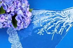Цветочные пакеты Конус - Одесса рисунок рисунок
