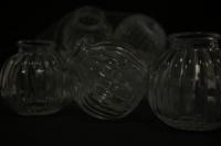 аксессуардляфлористовшарикбольшойкомплект10штук(стекло)вгофрокоробе1646h=6 d=3/6см