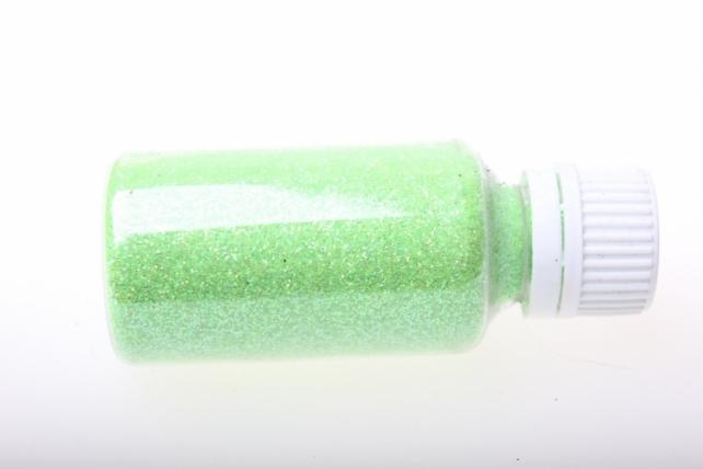 аксессуары для флористов - блестки цветные флакон 30 гр аксессуары для флористов - блестки цветные флакон 30 гр. - салатовый 1871