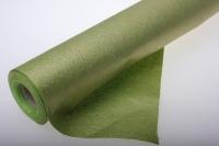 Аксессуары для флористов - Бумага водостойкая для цветов 60х10м - Оливковый