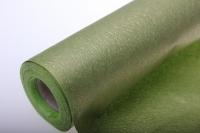бумага водостойкая аксессуары для флористов - бумага водостойкая для цветов 60х10м - оливковый 2342