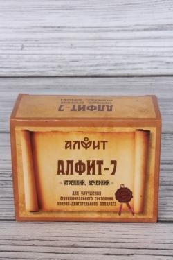 Алфит-7 остеохондрозный  (утренний, вечерний)