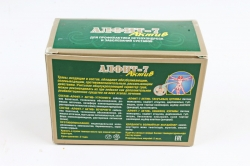 Алфит-актив 7 для профилактики остеохондроза