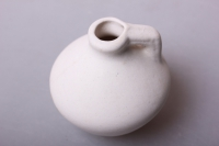 Алладин гладкий ваза (керамика) 5.5х5.5см.