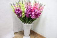 альстрамерия малиновая  90см - цветы искусственные