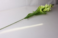 альстрамерия салатово/белая  90см - цветы искусственные