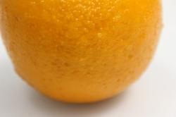 апельсин искусственный 9см