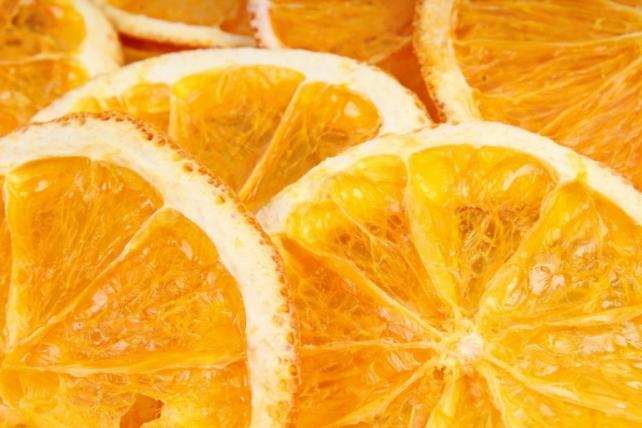 Апельсин Сушёный (10 шт в уп) Ан