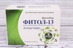 "БАД ""Фитол-13"" АллергоЩит №30"