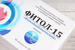 """БАД """"Фитол-15"""" Фитодиабетический №30"""
