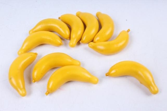 Банан  4см (10шт)