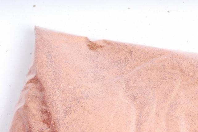 Блестки цветные 1 кг металл бронза
