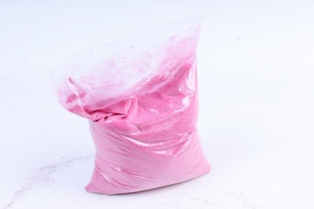Блестки цветные 1 кг перламутр малиновый