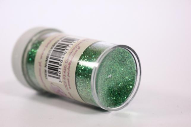 блестки цветные  20гр. в тубе  зеленые  (pl)  кв602