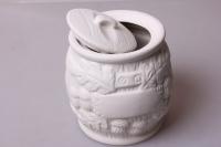 Бочонок Дубок (керамика) 13х11см.