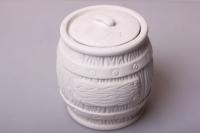 Бочонок Медок (керамика) 12х10см.