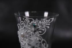 бокалы свадебные  (2шт в уп) 16168