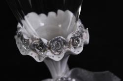"""бокалы свадебные  """"букет роз""""  (2шт в уп) 16103"""