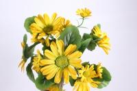 букет ромашек 25 см, желтый sun419
