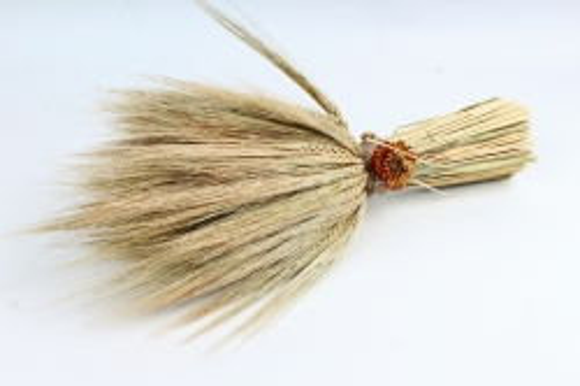 Букеты из колосьев пшеницы, ячменя, ржи, 243 гр. (М) 8666