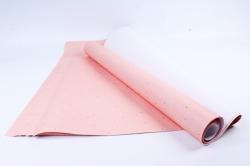 """Бумага 1*70 Дизайнерская бумага """"Горох Золотой"""" 78г/м2  10шт/уп  UNGZL"""