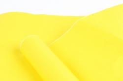 "Бумага (Д) крафт ""PF"" тонировка гладкая ЖЁЛТАЯ 70см х 8м 400гр. 2ст.  6502"
