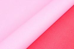 """Бумага (Д) крафт """"PF"""" тонировка гладкая РОЗОВАЯ/ КРАСНАЯ 70см х 8м 400гр. 2ст.  6562"""