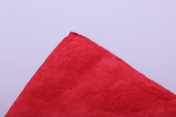 бумага жатая 70см*5 ярд алый (08)