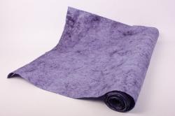 Бумага подарочная - жатая 70см*5 ярд Фиолет (16)