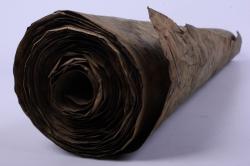 бумага жатая 70см*5 ярд хаки (38)