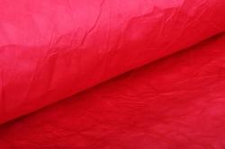 бумага жатая 70см*5 ярд красный (19)