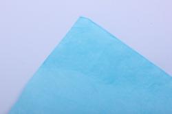 бумага жатая 70см*5 ярд небесно-голубой (23)