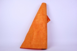 бумага жатая 70см*5 ярд оранжевый (09)