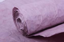 бумага жатая 70см*5 ярд светло-лиловый (34)