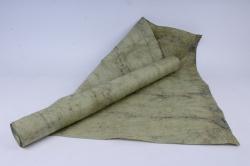 бумага жатая 70см*5 ярд травяной (39)