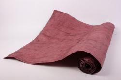 Бумага подарочная - жатая 70см*5 ярд Вишня в шоколаде (31)