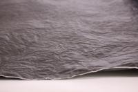 бумага жатая, однотонная, 70-75см/5я (черная, 5100)