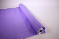 бумага жатая, однотонная, 70-75см/5я (фиолетовый, 2665)