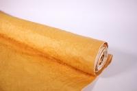 бумага жатая, однотонная, 70-75см/5я (горчичная, 4111)