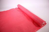 бумага жатая, однотонная, 70-75см/5я (красная, 491)