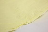 бумага жатая, однотонная, 70-75см/5я (кремовая, 4105)