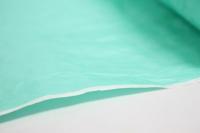 бумага жатая, однотонная, 70-75см/5я (мятная, 330)
