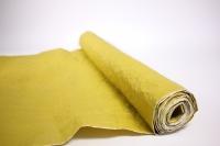 Бумага жатая, однотонная, 70-75см/5я (оливковая, 103)